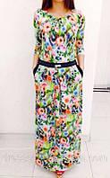Длинное платье в пол Dress Code  8387 в Одессе