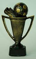 Статуэтка - Футбольный Кубок с мячом и бутсой