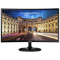 Монитор Samsung 23.5 C24F390F Black