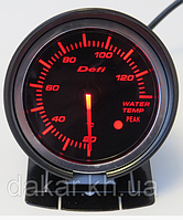 Тюнинговый автомобильный прибор DEFI 60252 температура охлаждающей жидкости 60мм, фото 1