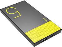 Портативная батарея GOLF Power Bank 5000 mAh Hive5 2.1A Li-pol Black/Orange