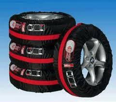 Набор чехлов для хранения колёс НЧ 10001