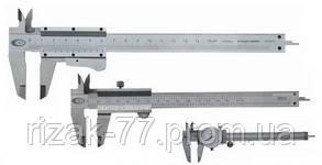 Штангенциркуль MATRIX 150 мм, цена деления 0,02 мм, металлический, с глубиномером MTX PROFI