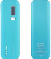 Портативная батарея Remax Power Bank V6i Series 10000 mAh Blue