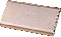 Портативная батарея Remax Power Bank Vanguard Series 10000 mAh Gold