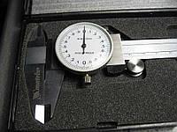 Штангенциркуль MATRIX, 150 мм, стрелочный MTX