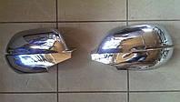Хром накладки на зеркала Honda CRV 2010-2012