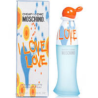 Moschino Cheap&Chic I Love Love (Москино Чип энд Чик ай Лав Лав) EDT 100 ml