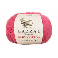 Пряжа Gazzal Baby Cotton