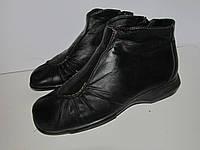EVERYBODY _Отличные женские ботинки аккуратные _Германия _Кожа _36р-ст. 23см Н38