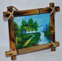 Рамка бамбуковая РБ378-18