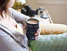 Кружка-термос в виде объектива Cup camera lens, фото 3