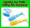Скребок для Рыбы Killing Fish Sharpener