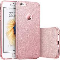 TOTO TPU Case Rose series iPhone 7 Plus Rose Gold