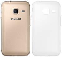 TOTO TPU case clear Samsung Galaxy J1 mini J105H Transparent
