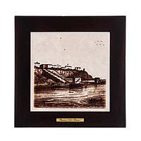 """Картина Одесса 1794 """"Вид на город с моря"""" (28x28) см"""