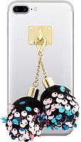 DDPOP Spangle Ball case iPhone 7 Plus Combi