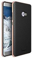 Ipaky TPU+PC Xiaomi Mi Note 2 Black/Rose Gold
