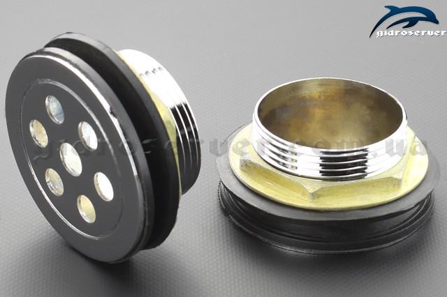 Сифон для душевой кабины, гидромассажного бокса SDK-00 под низкий поддон.