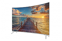 "Телевизор Samsung Smart TV, 55"", LED, 4K Ultra HD, 1300 Hz, MPEG-4, 4xHDMI, 3xUSB, UE55KS7500"