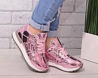 Лакированные кроссовки, фото 1