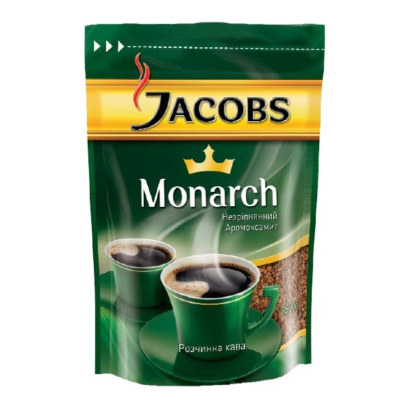 Кофе JACOBS Monarch растворимый 200г
