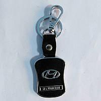 Металлический брелок для ключей Hyundai