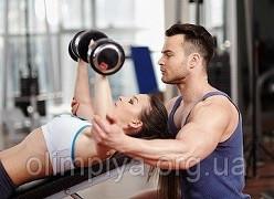 Узнайте, подойдут ли Вам курсы инструктора тренажерного зала в школе Олимпия