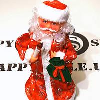 Интерактивный Дед мороз, поздравляющий с Новым Годом
