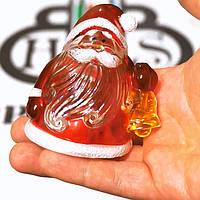 Светодиодный светильник Дед Мороз, новогодний