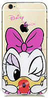 TOTO TPU case Disney iPhone 6/6s Daisy Duck