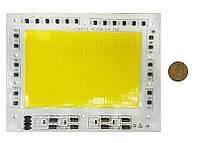 Светодиодная LED матрица 200w IC SMART CHIP 220V ( встроенный драйвер )