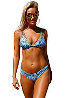 Купальник Blue Summer Print