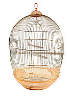 Круглая клетка для птиц