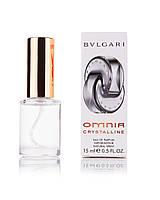 Мини-парфюм Bvlgari Omnia Crystalline 15 мл (Ж)