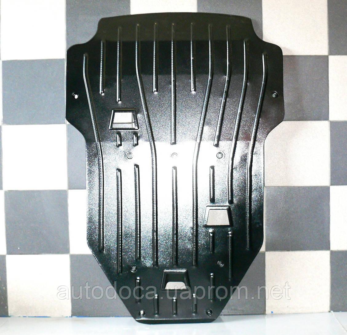 Защита картера двигателя и кпп Audi S8 2011-