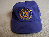 """Кепка бейсболка в стиле USA """" WASINGTON HUSKIES """""""