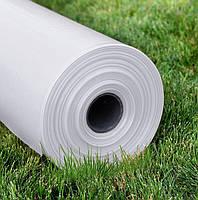 Пленка белая 40мкм, 3м/100м. Тепличная, парниковая, полиэтиленовая прозрачная