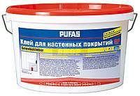 Клей для настенных покрытий Pufas GF, 10 кг