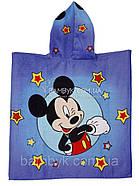 """Детское пляжное пончо   """"Mickey Mouse"""", фото 2"""