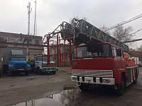 Услуги АвтоВышек до 45м! Магирус_30-37метров