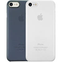 Чехол Ozaki O!coat 0.3 Jelly 2 in 1 для Apple iPhone 7 (OC720CD) Clear and Blue