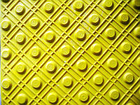 Тактильная плитка из полиуретана