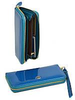 Женский кошелек-сумочка Bretton лаковая кожа опт розница