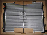 Радиатор охлаждения MERCEDES E-CLASS W 124 (84-) E 300 D (пр-во Nissens) 62762A