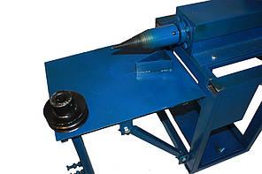 Дровокол с приводом от электродвигателя (Конус 65мм), фото 2