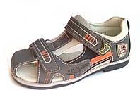 Босоножки, сандалии для мальчика, закрытые р.27 ТM Y-top