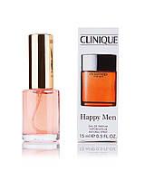 Мини-парфюм CLINIQUE Happy Men 15 мл (М)
