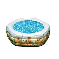 Детский надувной бассейн Intex 57497 Король Лев, фото 1