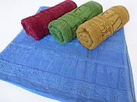 "Махровое лицевое полотенце 100х50см (""Bamboo"")"